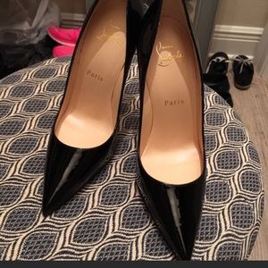 Shoes - Brand new Christian louboutin so kate size 36